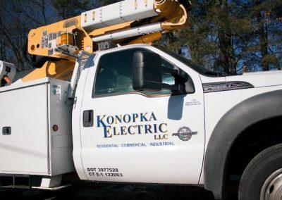 Konopka Electric Connecticut